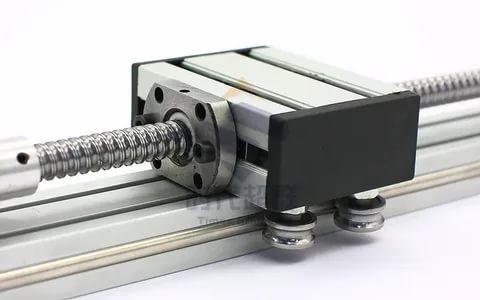 ریل و واگن ( لینیر گاید ) دستگاه لیزر