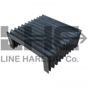 کاور محور عرض 50CM برند HQM طول 2 متر