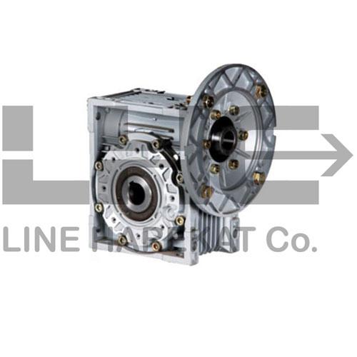 گیربکس حلزونی ورودی سایز 60 نسبت 1 به 10