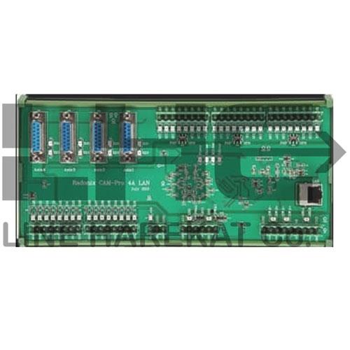 کنترلر رادونیکس PRO-LAN پنج محور