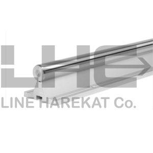شفت پایه دار قطر 25 برند HQM