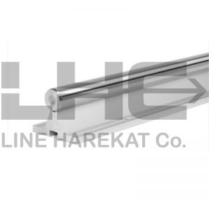 شفت پایه دار قطر 30 برند HQM